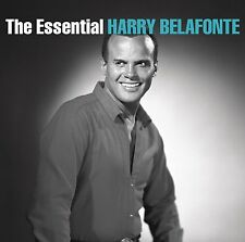 HARRY BELAFONTE : THE ESSENTIAL  (2CDs)  BRAND NEW & SEALED **FREE UK POST**