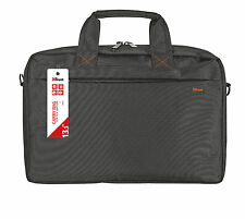 "TRUST 21030 SMART & STYLISH BARI 13.3"" LAPTOP TABLET ULTRABOOK BLACK CARRY BAG"