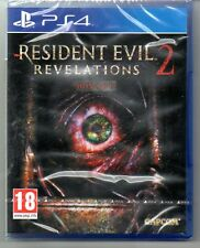 RESIDENT EVIL REVELATIONS 2 BOX SET 'New & Sealed' FREE P&P  *PS4(Four)*