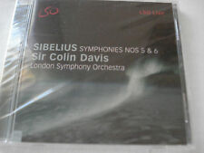 Sibelius: Symphonies Nos. 5 & 6 (LSO/Sir Colin Davis) London Symphony Orchestra