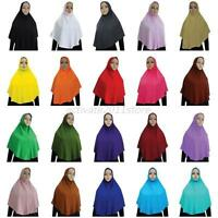 20 Colors Muslim Hijab Headscarf Islamic Shawl Wrap Crystal Hemp Women Scarf A57