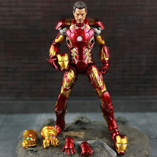 Marvel Select Iron Man MK43 Mark XLIII Armor PVC Action Figure