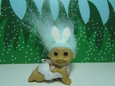 "EASTER CRAWLING BABY BUNNY - 2"" Russ Troll Doll - NEW STORE STOCK - Last One"
