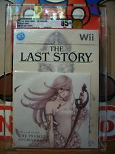 ***** BRAND NEW FACTORY SEALED VGA 85+ Gold NM+ The Last Story NINTENDO Wii