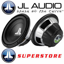JL Audio 10w0v3 10 Inch 25cm 300 Watts  W0 Series 4 ohm Car Sub Subwoofer