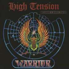 HIGH TENSION Warrior CD ( o18a ) 80s Metal - 162280