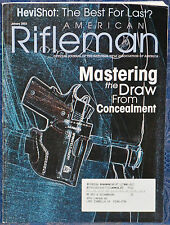"Magazine American Rifleman, JANUARY 2003 ""DPMS A-22 SEMI-AUTOMATIC RIFLE"""