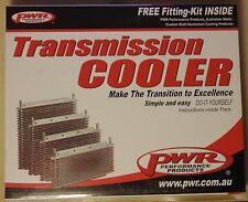 PWR Automatic Transmission Cooler KIT V8 Size for Nissan Toyota Holden Ford 4WD