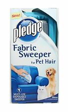 Pledge Fabric Sweeper for Pet Hair 1 Sweeper