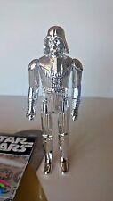 STAR WARS CHROME PLATED SCREAMING SKULL DARTH VADER FIRST 12 CUSTOM ROGUE ONE