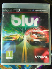 BLUR driving racing game for PS3 playstation