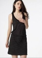 "$179 JAMES PERSE "" RACERBACK"" Gray Marbled Dress Sze 4 Large"