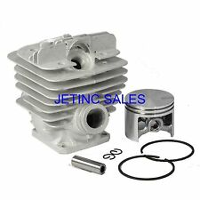 CYLINDER & PISTON KIT Fits STIHL 034S 036 MS360 48 mm NIKASIL
