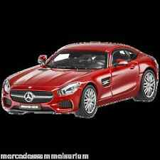 Mercedes Benz C 190 - AMG GT/S/S Coupe Rosso giacinto 1:43 Nuovo conf. orig.