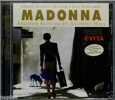 MADONNA ANOTHER SUITCASE IN ANOTHER HALL 1997 LIMITED EDITION W/ 3 FILM P/CARDS