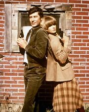 GARETH HUNT AS MIKE GAMBIT, JOANNA LUMLEY AS 8X10 PHOTO