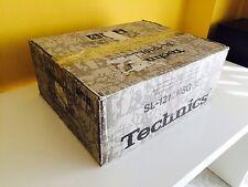 Technics Quartz Direct Drive Turntable System  SL-1210M5G 1200 MK2 MK5 M3D