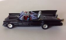 Vintage Corgi 1966 Batman Batmobile #267 Die Cast Car Hitch Batman Figure RARE