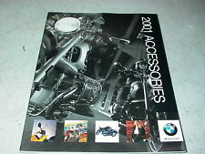 2001 BMW Motorcycle Accessories Catalog R1200C F650GS R1100S K1200RS R1100R K75S