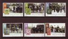 ISLE OF MAN 2010 ACCESSION OF KING GEORGE V UNMOUNTED MINT, MNH