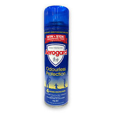 Aerogard Odourless Protection Low Irritant Aerosol Insect Repellant 150g 4 Hours