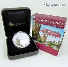 2010 CELEBRATE AUSTRALIA SOUTH AUSTRALIA SA Silver  Coin