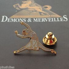 Pin's Folies *** Enamel badge Demons et merveilles Classic Dancer girl