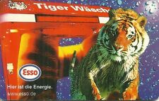RARE / CARTE TELEPHONIQUE - TIGRE : TIGER ( PUB ESSO ) / PHONECARD