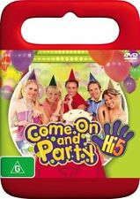 Hi-5 Come On And Party (DVD, 2005)