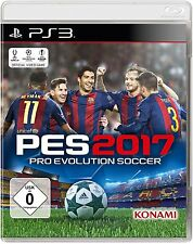 Pro Evolution Soccer 2017 (PES 2017) PS3 Playstation 3 NIP