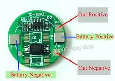 new PCB Charger 3.7V 3A Li-ion Lithium 18650 Battery Input Ouput Protection