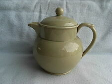 Antique Wedgwood Pottery Pearlware Jug/Pot & Cover