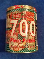 """Coca Cola 700 Pc Puzzle 12"""" x 34"""" - Coke - Sealed"""