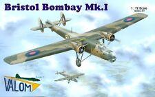 Valom 1/72 Bristol Bombay Mk.I  plastic kit