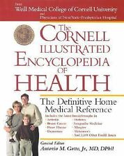 The Cornell Illustrated Encyclopedia of Health Hardcover With Dust Jacket