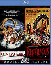 Tentacle/Reptilicus (Blu-ray Disc, 2015) MINT CONDITION!!