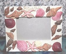 GORGEOUS SEA SHELL PICTURE FRAME HAWAII