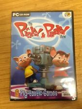 The Pinky & Perky Show Game (PC-CD) BRAND NEW SEALED