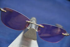 Oakley WHY 3 TITANIUM LENS 4 Frame ☯☯☯ BLACK VIOLET Lens ☯☯☯ VERY HARD TO FIND☯☯
