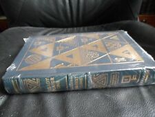 ERNEST CLINE SIGNED - READY PLAYER ONE - EASTON PRESS LEATHER SEALED