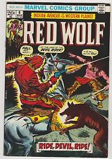 Red Wolf #6, Very Fine - Near Mint Condition!