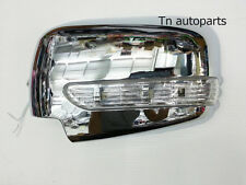 CHROME MIRROR COVER WITH LED LAMP MITSUBISHI L200 TRITON PAJERO/MONTERO 2005-12