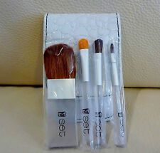 Napoleon Perdis NP Set Passport 4pcs Brush Set with Carrying Case, Brand New!