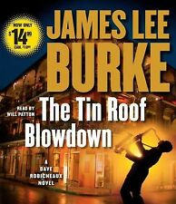 """Audio Book by James Lee Burke, """"The Tin Roof Blowdown"""""""
