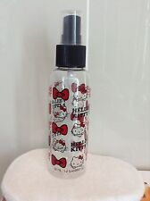 SANRIO Hello Kitty Cute Black Travel Bottle (100ml)