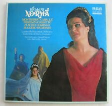 NORMA / BELLINI (BOX SET 3LP) CABALLE / COSSOTTO / DOMINGO / RAIMONDI / CILLARIO