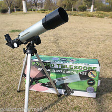 F36050M Astronomical Landscape Lens with TripSingle-tube Telescope for Beginners