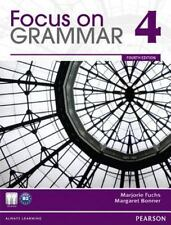 NEW - Focus on Grammar 4 (4th Edition) - standalone book