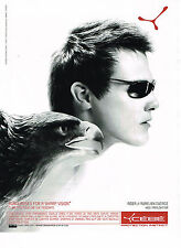 PUBLICITE ADVERTISING 104  2006  CEBE   collectio lunettes solaires