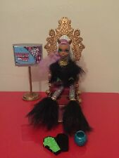 Monster High Muñeca Ghouls Rule Clawdeen Wolf-T3